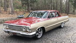 1963 Chevrolet Biscayne  for sale $37,500