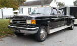 Nice Clean 1990 Ford Dually  for sale $9,500