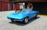 1965 Chevy Corvette Convertible   for sale $54,500