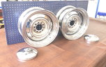 Pete Paulson - Chrome Smoothie Wheels  for sale $395