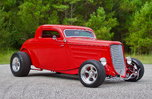 1934 Ford 3-Window Coupe 383 Stroker V8 / 405 HP  for sale $49,950