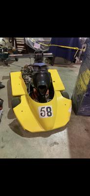 250cc Super Kart
