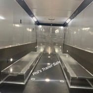 32' Late Model Ramp Over Race Trailers