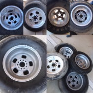Racing Rims for Sale  for sale $1,300