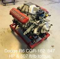 MTI Racing Dodge R6 847 HP & 507 ft/lb of torque
