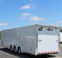 Ready in Dec. 34' 2022 Extreme Race Car Trailer