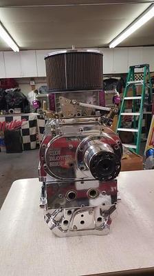 1471 HH TBS Supercharger Kit