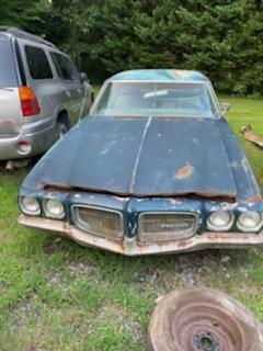 1971 Pontiac LeMans  for Sale $3,000