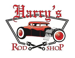 HARRYS ROD SHOP .. MUSCLE CAR work is our Business