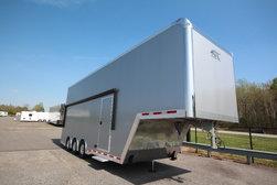2021 ATC Quest ST305 32ft. Aluminum w/7,000lb. Axles Stacker
