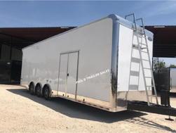 2021 32' Extra Ht loaded Sprint car trailer Continenta
