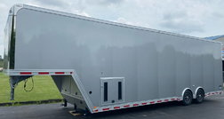 2021 inTech 38' iCon Enclosed Cargo Trailer