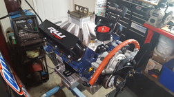 """Ford 358ci 8.7"""" Deck Dart N Head Engine  for sale $10,500"""