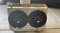 Ron Davis Aluminum radiator