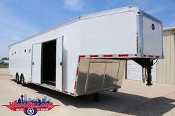 40' Wells Cargo MotorTrac Gooseneck @ Wacobill.com