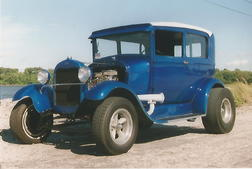 1928 FORD MODEL A TUDOR   for sale $25,000