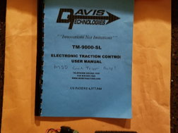 Davis Technologies TM-9000-SL Electronic Traction Control