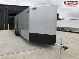 2019 Legend Explorer 7X29 Snowmobile Trailer Extra Height