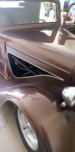 1935 Ford Kit Truck  for Sale $65,000