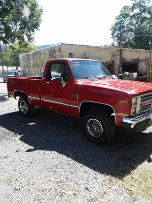 1985 chevy 4x4