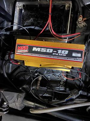 MSD 10+ & Coil, MSD 10 plus, MSD 10, MSD ten
