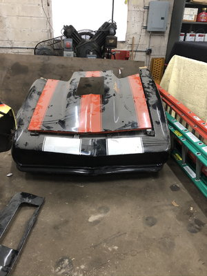 67 68 Camaro