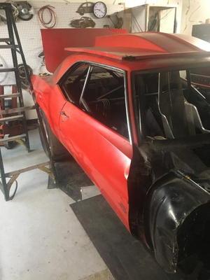1969 Chevrolet Camaro Drag Car