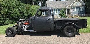 1949 Chevy 5 Window Pickup