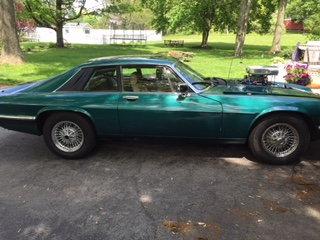1986 Jaguar XJS with a 383 stroker motor  for Sale $9,500