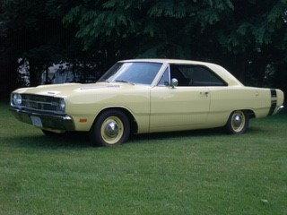 1969 Dodge Dart  for Sale $30,000