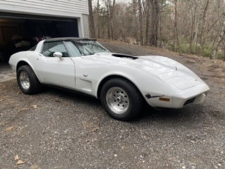 1979 Corvette. 406 FB trans street/strip project