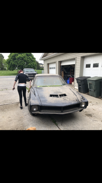 1970 American Motors Javelin  for Sale $6,000