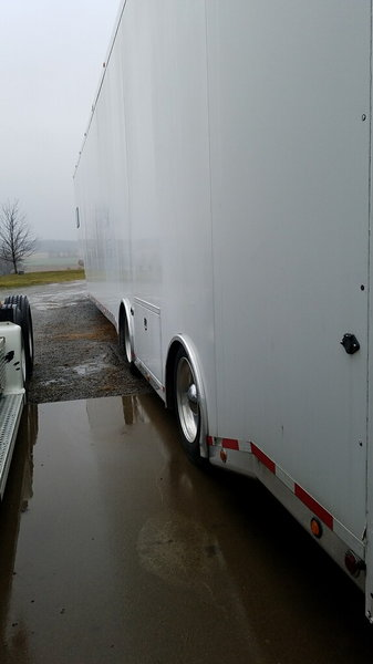 2002 Ultra Comp lift gate transporter  for Sale $120,000
