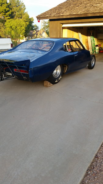1970 Buick Skylark GS chassis car  for Sale $25,000