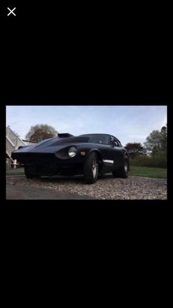Datsun 240z w/ 565 big Chevy- titled street strip  for Sale $25,000