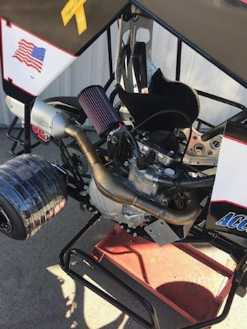QRC 500 Open Outlaw Kart 2018  for Sale $13,000