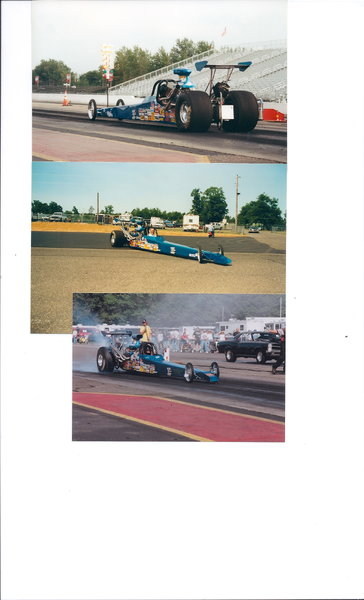 Rear Engine Dragster  for Sale $15,000