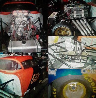 race ready 53 corvette pro mod