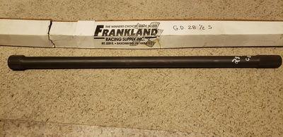 Frankland Quick Change & 9