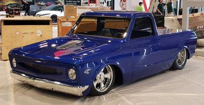 1968 Chevy C-10 Custom