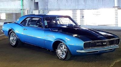 1967 Camaro RS SS 496 Powered Drag Car No prep S/ST Super Pr