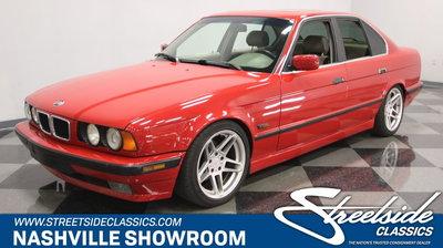 1995 BMW 525i S52