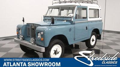 1972 Land Rover Land Rover