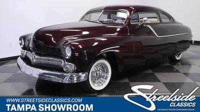 1950 Mercury Coupe Lead Sled