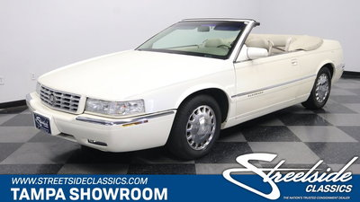 1996 Cadillac Eldorado Convertible Coach Builder's Limited