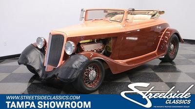1934 Ford Cabriolet V10