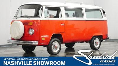1979 Volkswagen Transporter