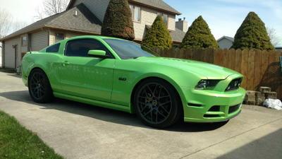 2013 Mustang GT ,5,000 miles