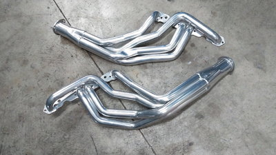 Hooker chevy ll coated headers