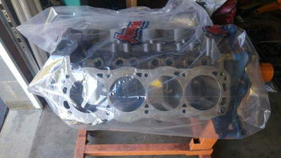 347 SBF Dart diamond boost turbo mustang